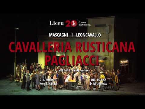 ALESSANDRO CARLETTI | Cavalleria Rusticana | Pagliacci