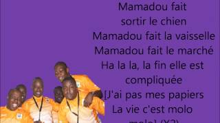 Magic System - Mamadou paroles HD