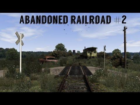 Abandoned railroad #2  
