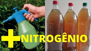 Adubo Orgânico Liquido Para o crescimento