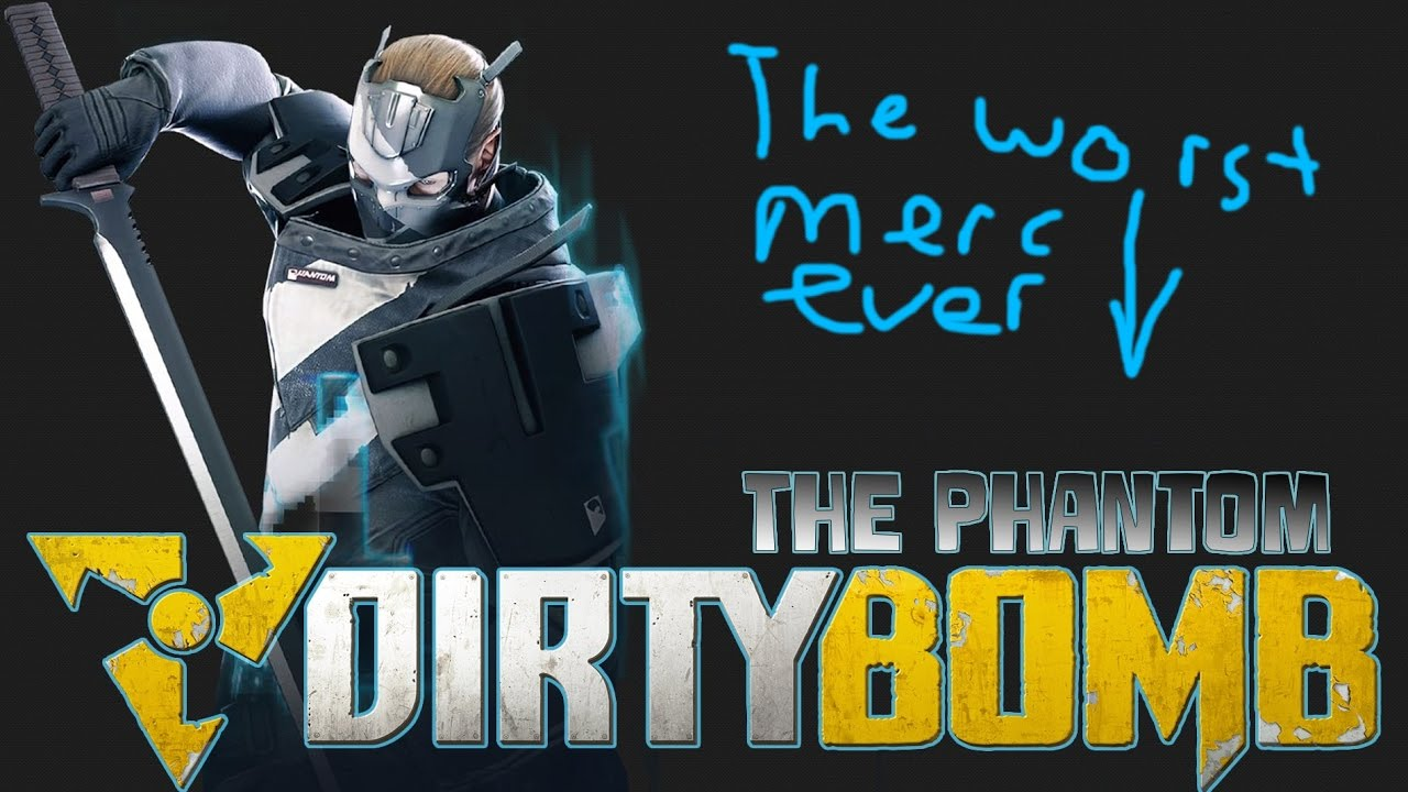 AUGUST 28TH UPDATE THE UPDATE - Dirty Bomb - Dirty Bomb