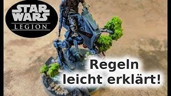 Star Wars: Legion - Regeln leicht erklärt!