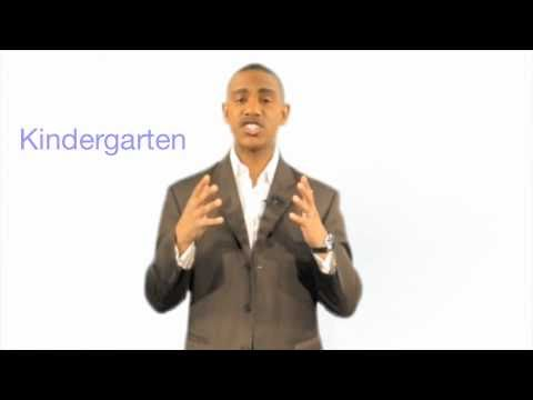 Pronunciation of Kindergarten - Tip #1 - Garrard McClendon, Ph.D.