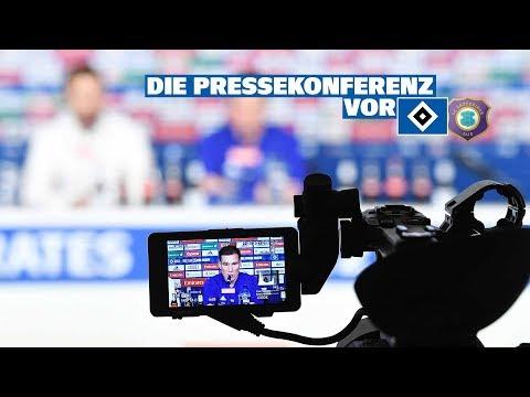 RELIVE: Die Pressekonferenz vor dem Spiel gegen den FC Erzgebirge Aue