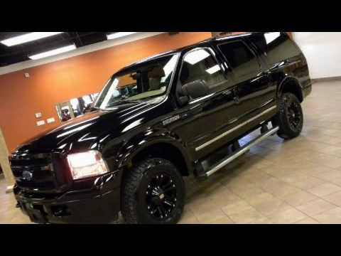 Pre Owned 2005 Ford Excursion Limited Houston Tx Youtube