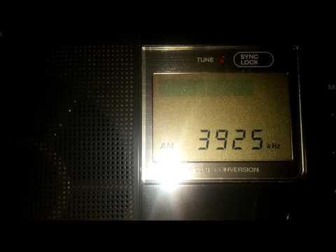 DXing Radio Nikkei -1 Japan 3925 kHz. ( Banda de 75 metros ).