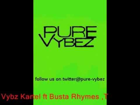 Vybz Kartel Ft Busta Rhymes and T Pain ~ You Already Know