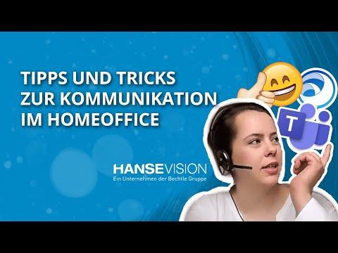 Arbeiten Im Homeoffice - Tipps Zur Kommunikation