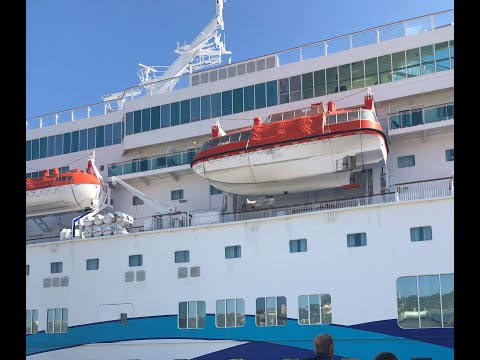 Cruising With Crown Iris Of Mano Cruise From Haifa - Israel To Cyprus, Rhodes And Crete Of Greece
