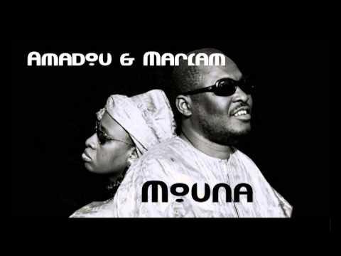 Amadou & Mariam - Mouna