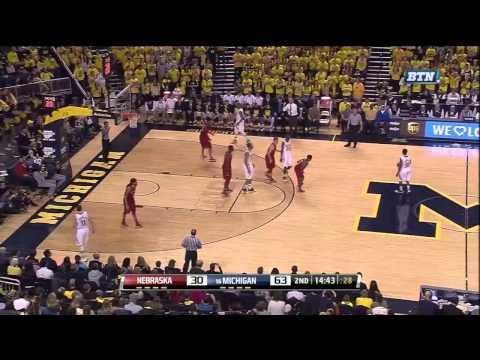 2014-2-5 Michigan vs. Nebraska