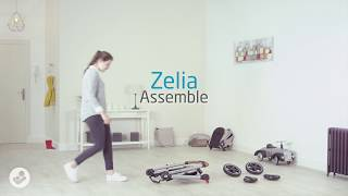 Maxi-Cosi l Zelia pushchair l How to assemble