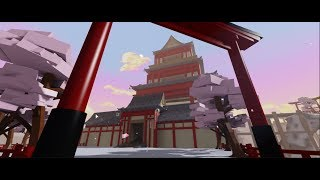 ROBLOX DUNGEON QUEST SAMURAI PALACE NIGHTMARE GRINDING WITH FANS
