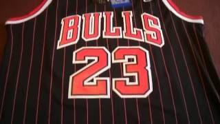 Баскетбольная форма NBA рэтро Chicago Bulls Michael Jordan № 23  ретро магазин Basket Family
