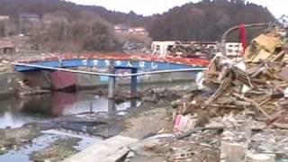 東日本大震災20110311_南三陸町歌津.wmv