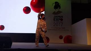 [FanCam] 030917 Cheeky Parade @ Japan Expo in Thailand 2017 [Playli...