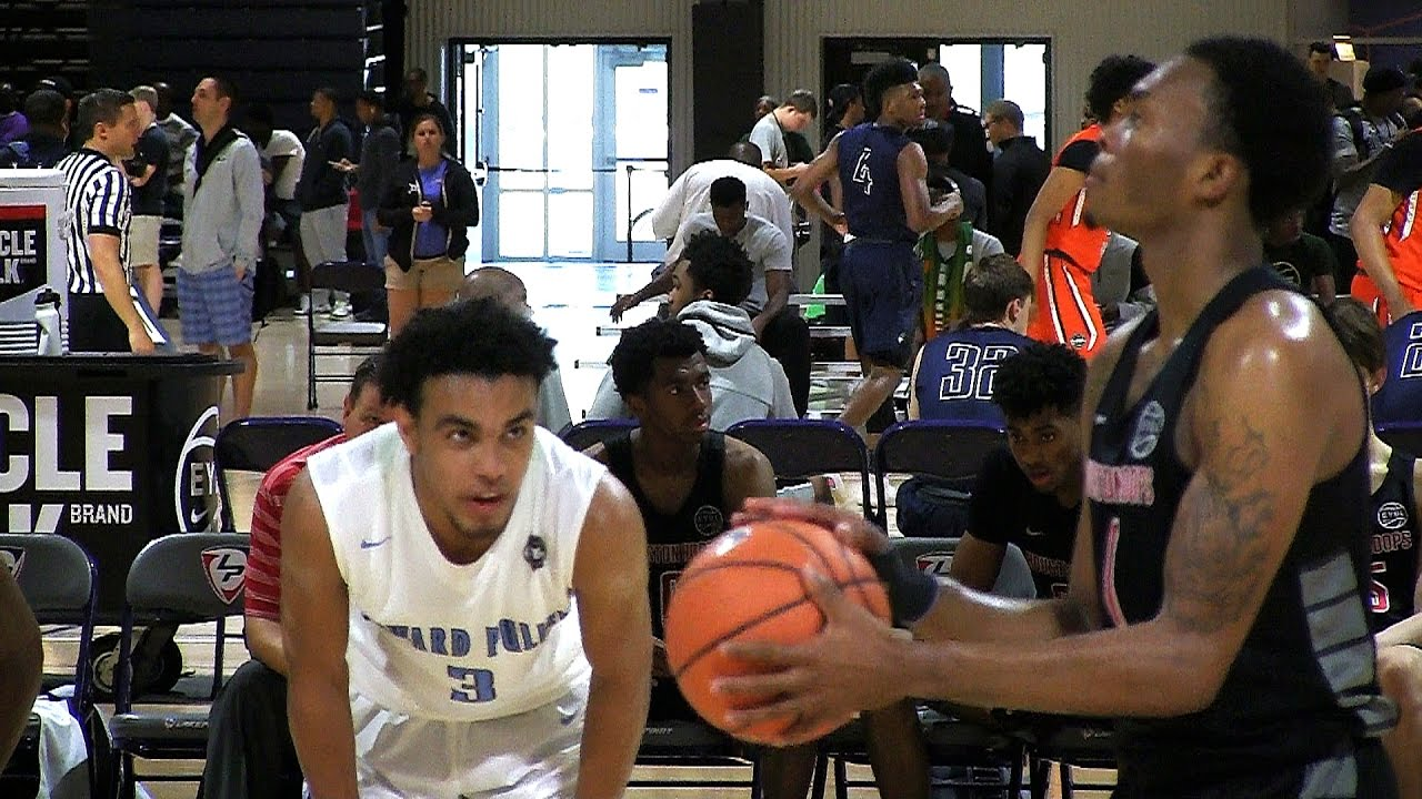 Tre Jones vs Ja'Vonte Smart At Nike EYBL ATL!! Drops 31 Points & 17 Assist!