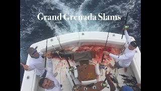 Grand Grenada Slams - Billfishing