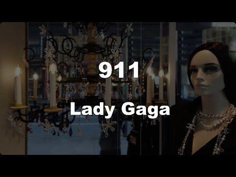 Karaoke♬ 911 - Lady Gaga 【No Guide Melody】 Instrumental