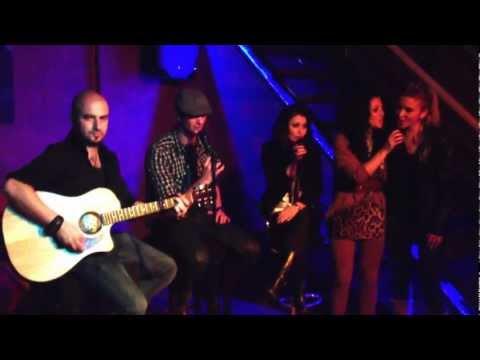 Andi Banica, Irina Remesh, Maria Zaharia & Alin Ilies @ LIVE Friends - Zoom Club