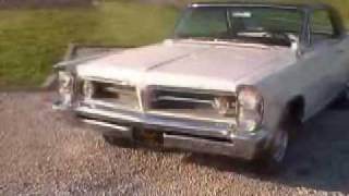 1963 Pontiac Grand Prix,, Nice original car.
