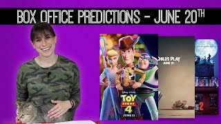 Toy Story 4 Box Office Predictions