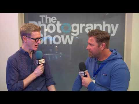 Brent Stirton at The Photography Show 2018