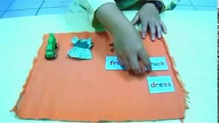 How to learn language at TK Indonesia Montessori!