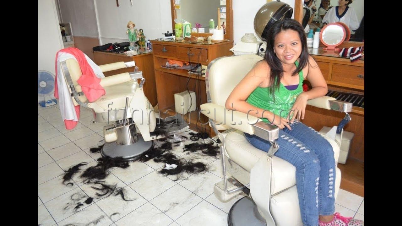 Videos of women shaved bald idea