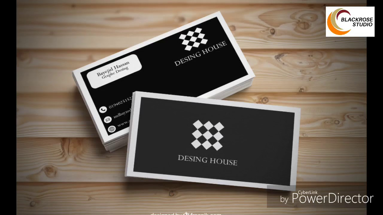 World Best Visiting Business Card Designs 2018