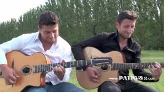 Steeve Laffont & Rudy Rabuffetti (2 of 6) patrus53.com / Samois 2011