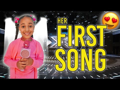 the BIGGEST day of CALI'S life! 🤩 (First SONG & Music Video)