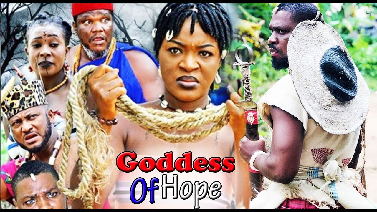 Download Goddess Of Hope Part 1 - Latest Nollywood Movies