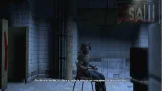☻SAW Gameplay PC; Subtitulado en español (Parte 1)