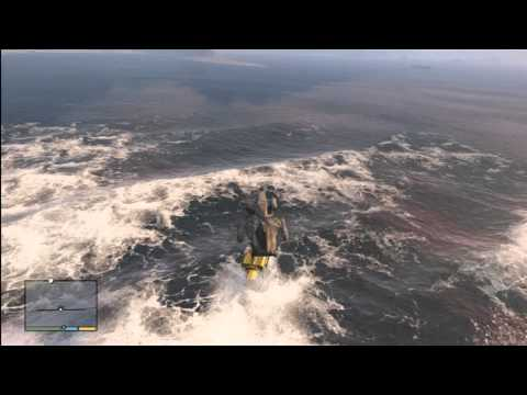 GTA V Story Missions 32 The Merryweather Heist, Offshore, All Gold