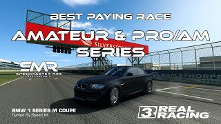 Real Racing 3 Best Paying Race In Amateur & Pro/Am Series RR3