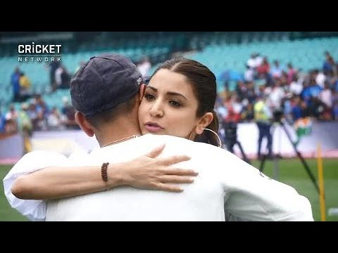 Raw emotions captured after historic win   Australia v India
