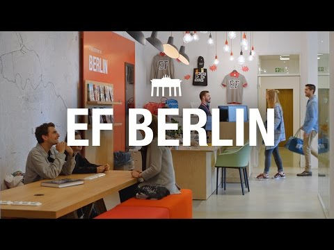 EF Berlin – Campus Tour