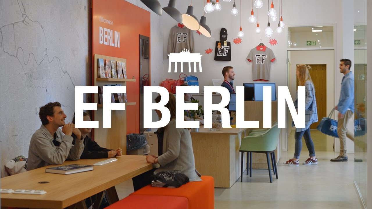 ef berlin campus tour youtube. Black Bedroom Furniture Sets. Home Design Ideas