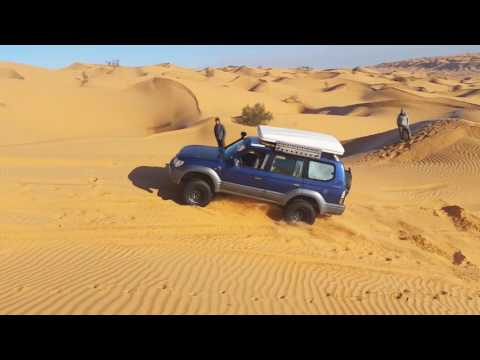 TUNISIA DESERT RAID 2017
