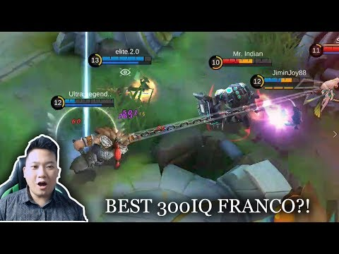 Franco 300iq moments with Lame Reaction LOL