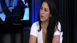 Javier Poza entrevista a Tiaré Scanda