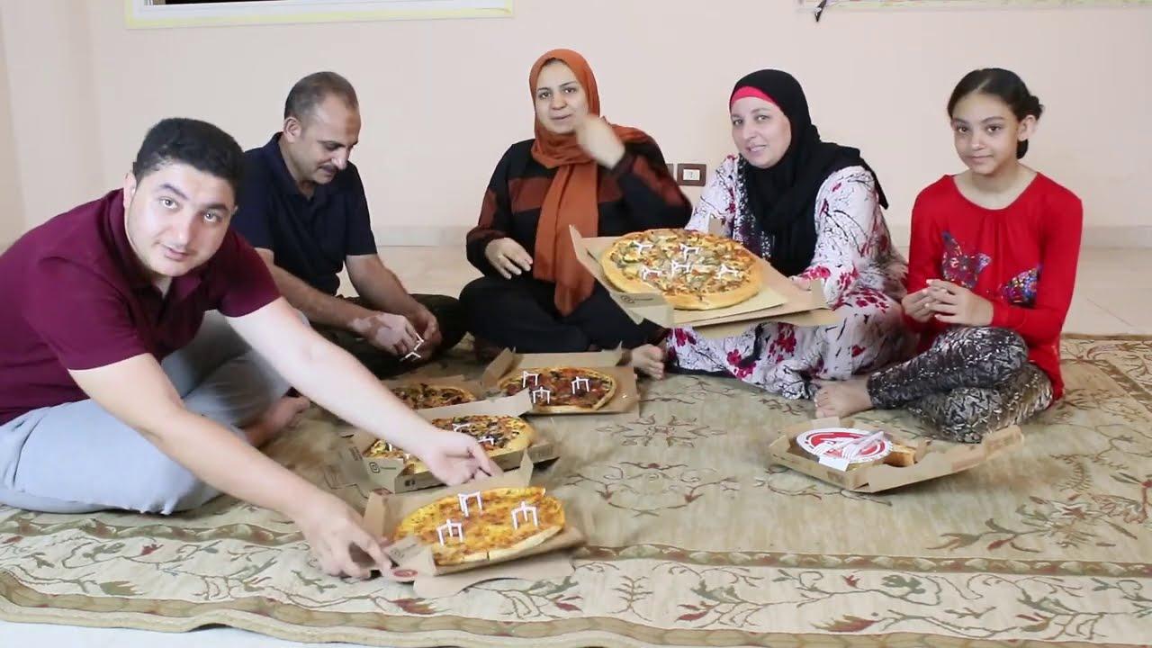 خلى البساط احمدى أول غداء لينا فى لشقه الجديدة