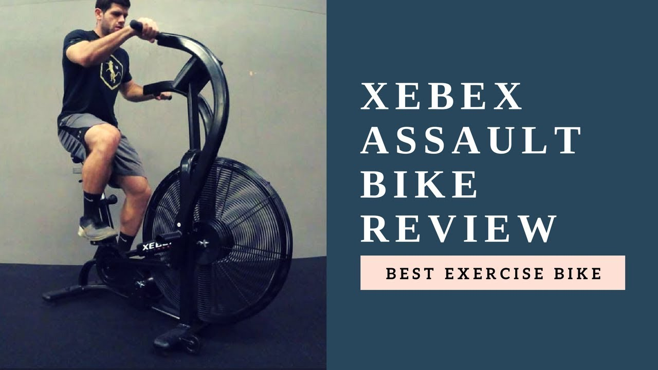 Xebex Assault Bike Review Best Exercise Bike For Home Use Youtube
