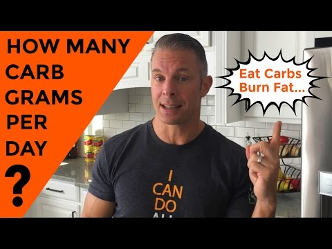 How Many Carbs SHOULD You Eat For The Fastest Fat Loss? [ANSWER]