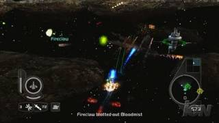 Wing Commander Arena Xbox Live Gameplay - Shoot Those