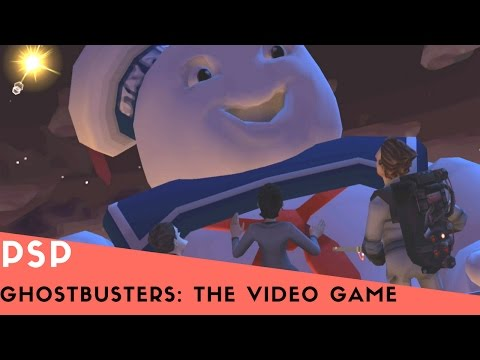 PSP Longplay #9: Ghostbusters: The Video Game  [Part 1 of 4]