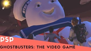 PSP Longplay #9: Ghostbusters: The Video Game  [Part 1 of 4](Ghostbusters: The Video Game is a 2009 action-adventure game based on the Ghostbusters media franchise. Terminal Reality developed the Windows, ..., 2016-02-16T20:43:00.000Z)