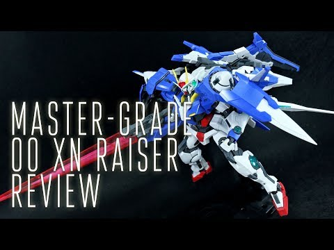 1295 - MG 00 XN Raiser (OOB Review)