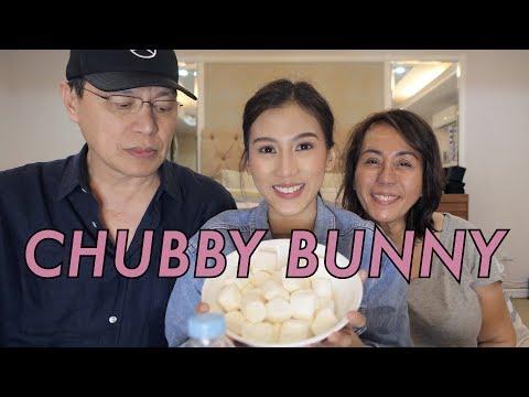Chubby Bunny Challenge by Alex Gonzaga
